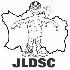 Jersey long distance swimming club